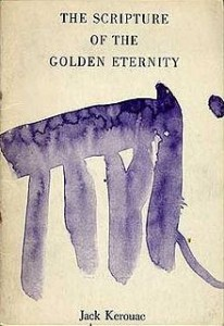 Cover of Kerouac's Golden Eternity