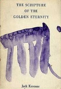 Cover of Kerouac's Golden Eternity