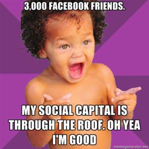 Social Capital Meme